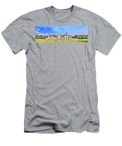 Dungeness Ruins Men's T-Shirt (Athletic Fit)