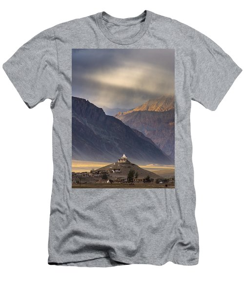 Dusty Evening, Padum, 2006 Men's T-Shirt (Athletic Fit)