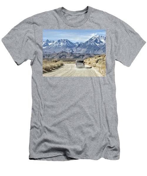 Dusty Men's T-Shirt (Athletic Fit)