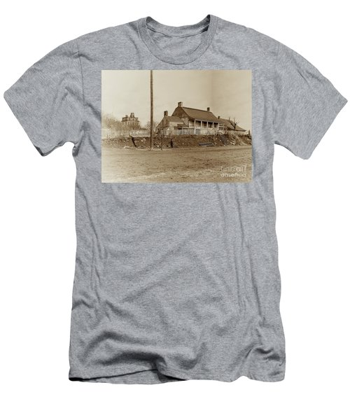Dyckman House  Men's T-Shirt (Athletic Fit)