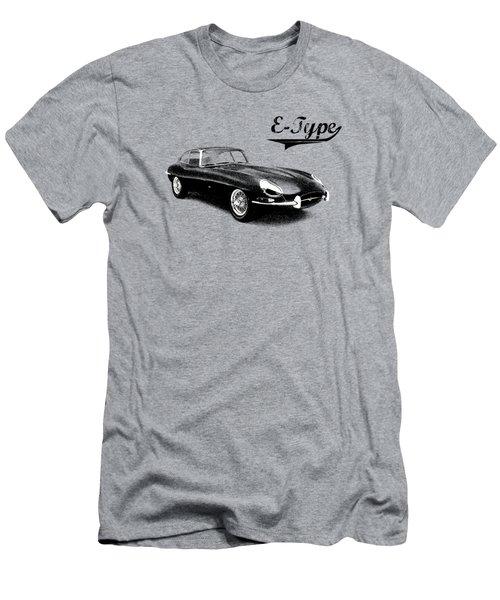 E-type Men's T-Shirt (Athletic Fit)