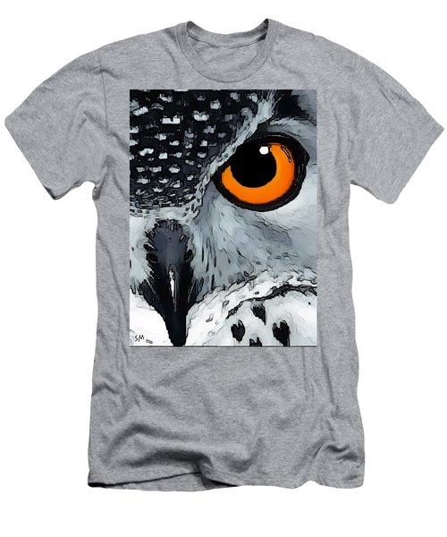 Eagle Art Men's T-Shirt (Athletic Fit)