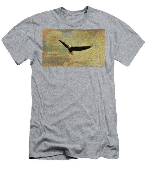 Eagle Medicine Men's T-Shirt (Athletic Fit)