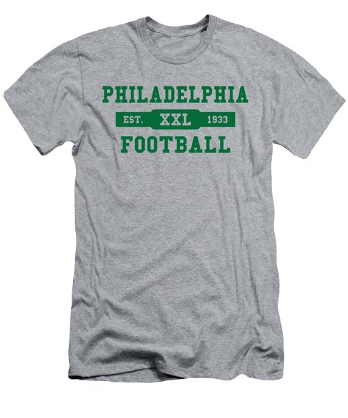 Eagles Retro Shirt Men's T-Shirt (Athletic Fit)