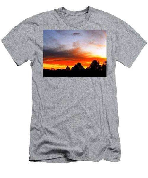 Earlier Men's T-Shirt (Athletic Fit)