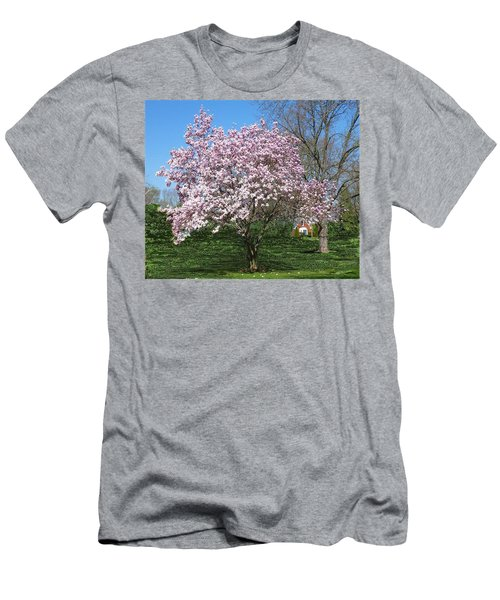 Early Blooms Men's T-Shirt (Athletic Fit)