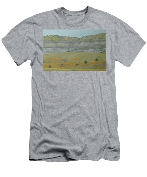 Early May On The Western Edge Men's T-Shirt (Athletic Fit)