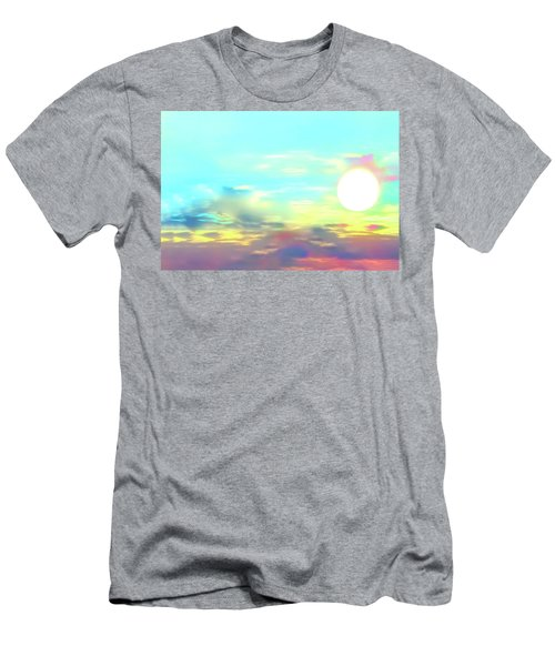 Early Morning Rise- Men's T-Shirt (Athletic Fit)