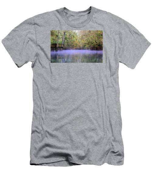 Early Morning Springs Men's T-Shirt (Athletic Fit)