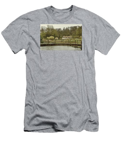 Early Spring In The Counties Men's T-Shirt (Athletic Fit)