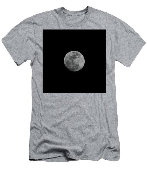 Early Spring Moon 2017 Men's T-Shirt (Athletic Fit)