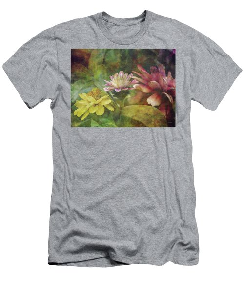 Early Summer Flowers 1304 Idp_2 Men's T-Shirt (Athletic Fit)