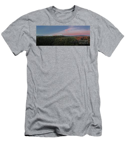 Early Sunrise Men's T-Shirt (Athletic Fit)