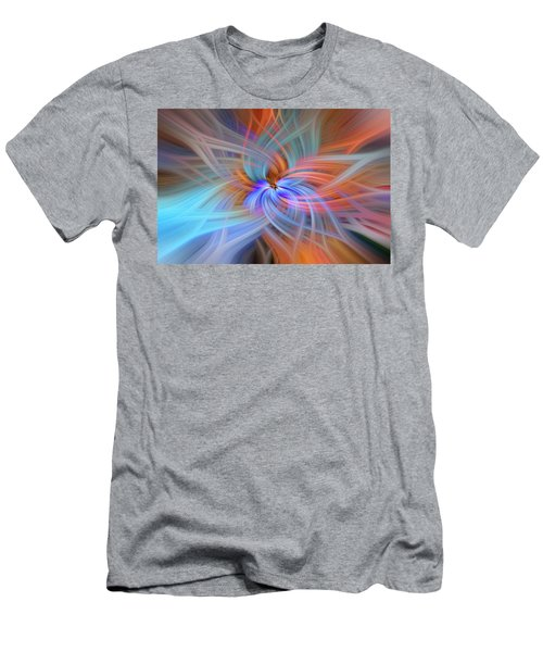 Men's T-Shirt (Athletic Fit) featuring the photograph Earth And Sky by Marla Craven