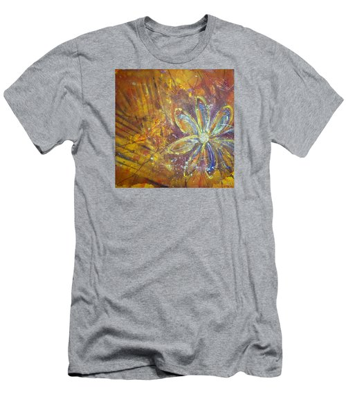 Earth Flower Men's T-Shirt (Athletic Fit)