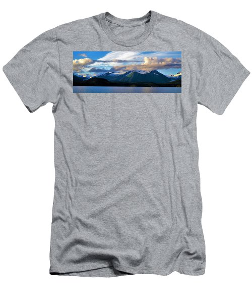 Earth Men's T-Shirt (Slim Fit) by Martin Cline