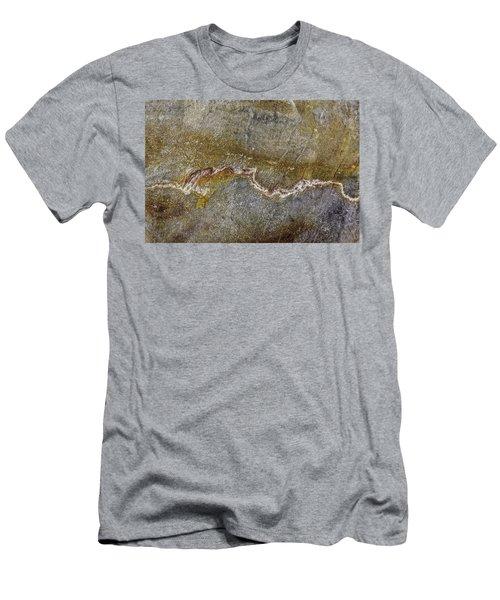 Earth Portrait 000-204 Men's T-Shirt (Athletic Fit)