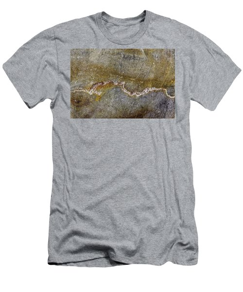 Earth Portrait 000-204 Men's T-Shirt (Athletic Fit)