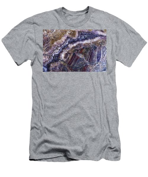 Earth Portrait 001-176 Men's T-Shirt (Athletic Fit)