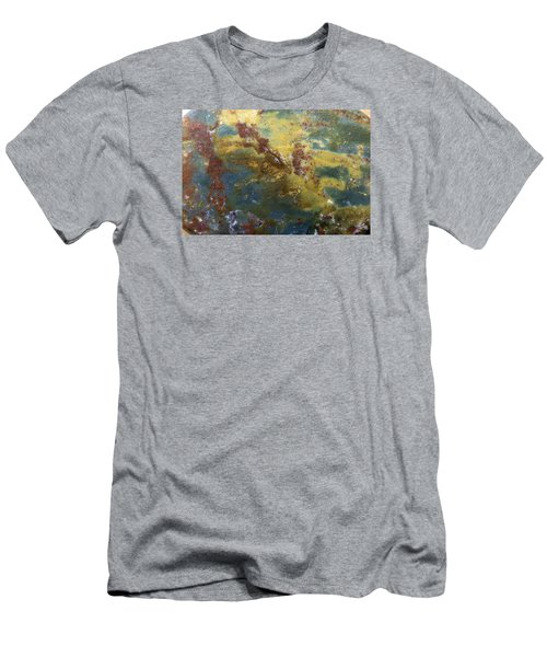Earth Portrait 008 Men's T-Shirt (Athletic Fit)