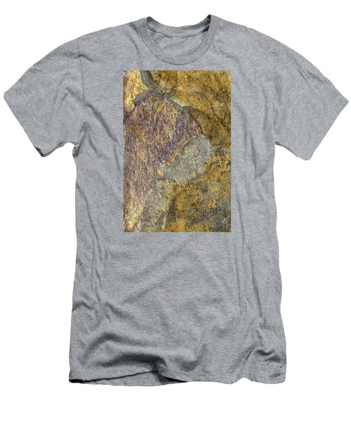 Earth Portrait 011 Men's T-Shirt (Athletic Fit)