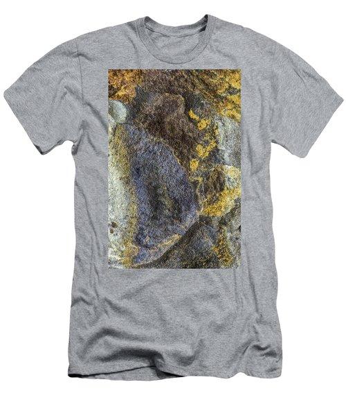 Earth Portrait 012 Men's T-Shirt (Athletic Fit)