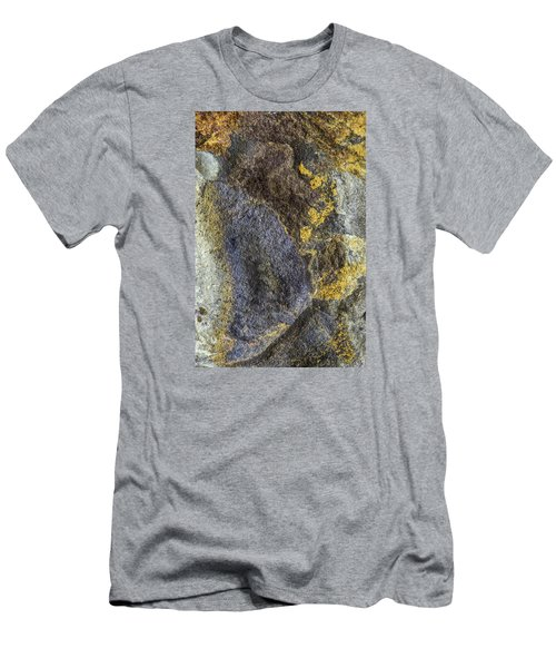 Earth Portrait 012 Men's T-Shirt (Athletic Fit)