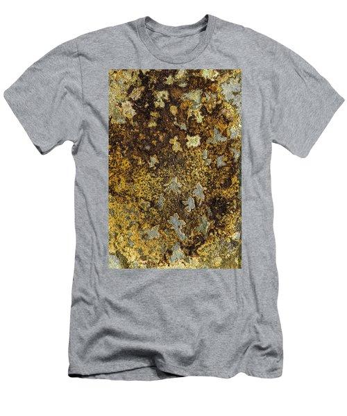 Earth Portrait 015 Men's T-Shirt (Athletic Fit)