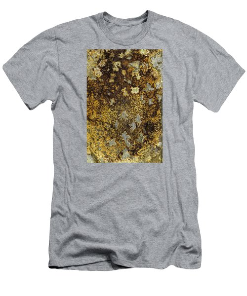 Earth Portrait 015 Men's T-Shirt (Athletic Fit)