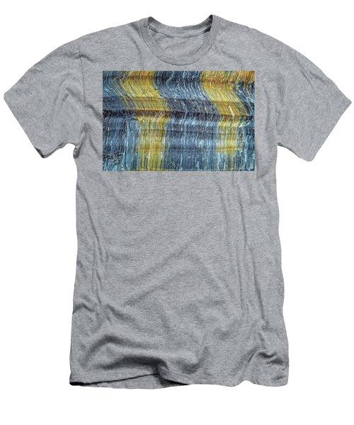 Earth Portrait 295 Men's T-Shirt (Athletic Fit)