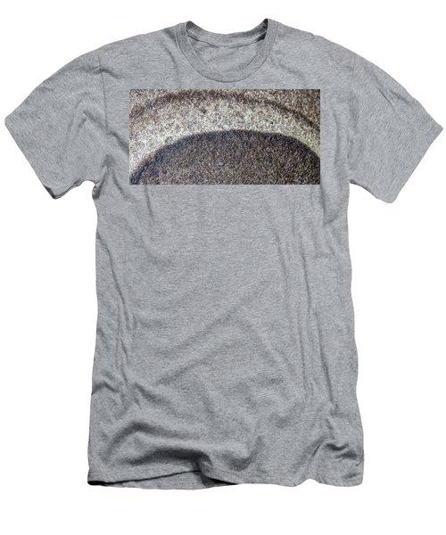 Earth Portrait L10 Men's T-Shirt (Athletic Fit)