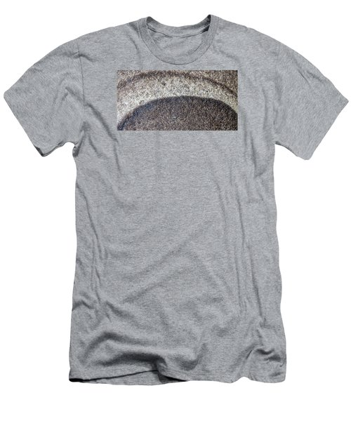 Earth Portrait L10 Men's T-Shirt (Athletic Fit)
