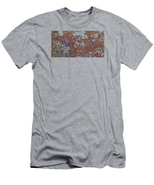Earth Portrait L6 Men's T-Shirt (Athletic Fit)