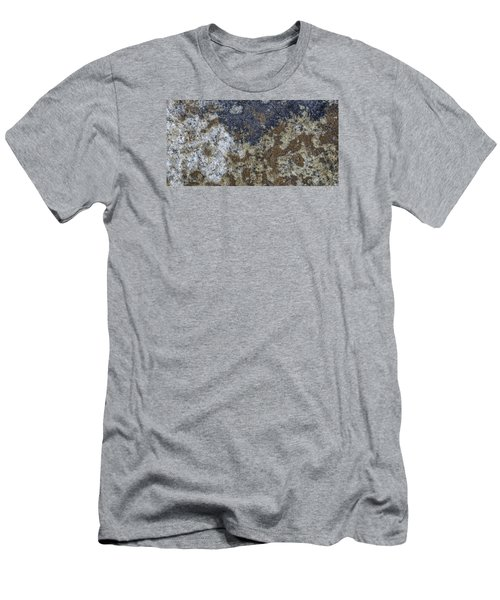 Earth Portrait L8 Men's T-Shirt (Athletic Fit)