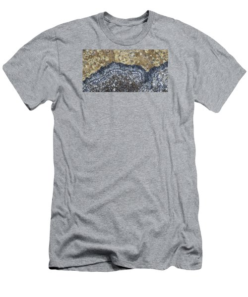 Earth Portrait L9 Men's T-Shirt (Athletic Fit)