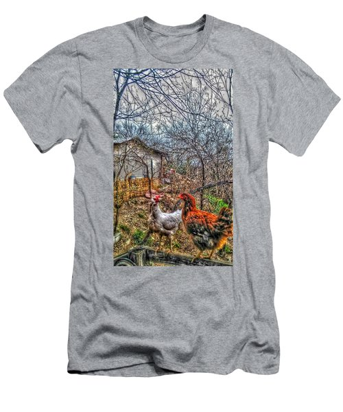 East Austin Livin Men's T-Shirt (Athletic Fit)