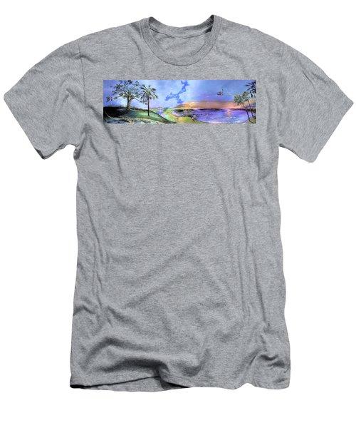 East Cooper Men's T-Shirt (Athletic Fit)