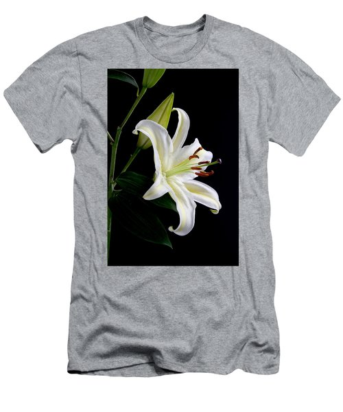Easter Lily 5 Men's T-Shirt (Athletic Fit)