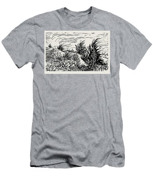 Eastern Red Cedar Men's T-Shirt (Athletic Fit)