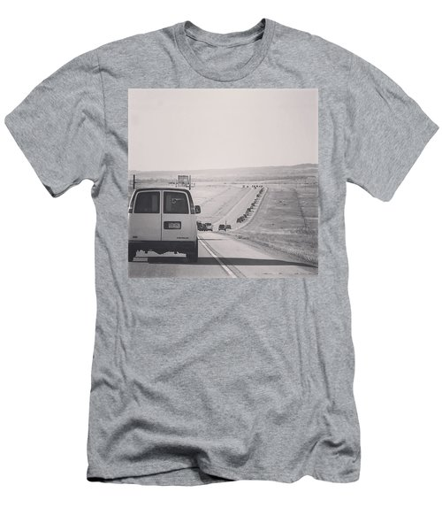 Eclipse Bound Men's T-Shirt (Athletic Fit)
