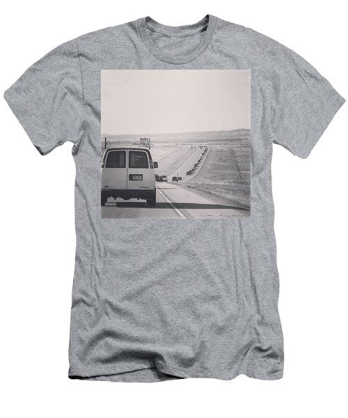 Eclipse Bound Men's T-Shirt (Athletic Fit)