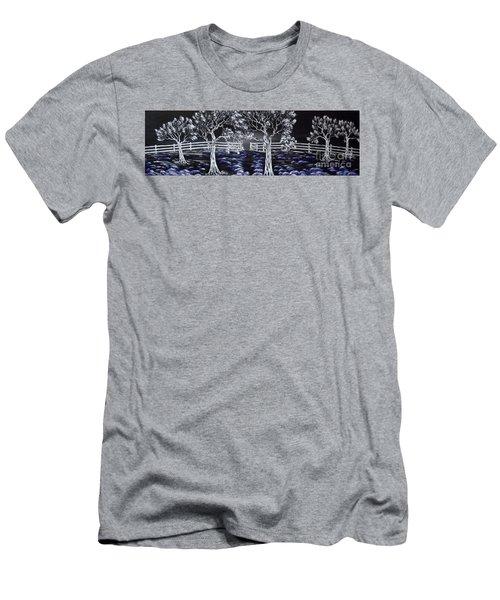 Eden Gate. Men's T-Shirt (Athletic Fit)