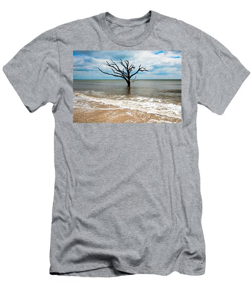 Edisto Island Tree Men's T-Shirt (Athletic Fit)