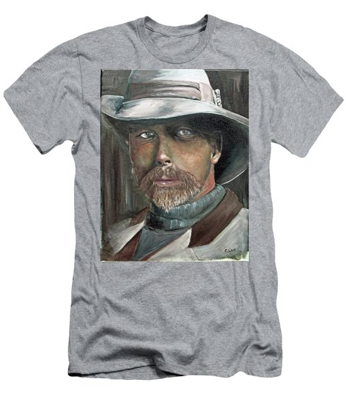Edward Sheriff Curtis Men's T-Shirt (Athletic Fit)