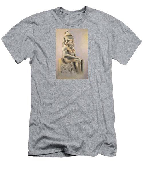 Egyptian Study II Men's T-Shirt (Slim Fit) by Elizabeth Lock