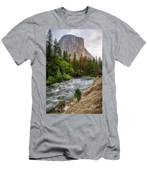 El Cap #3 Men's T-Shirt (Athletic Fit)
