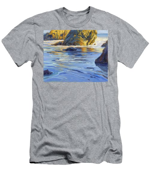 Pacific Reflections 2 Men's T-Shirt (Athletic Fit)