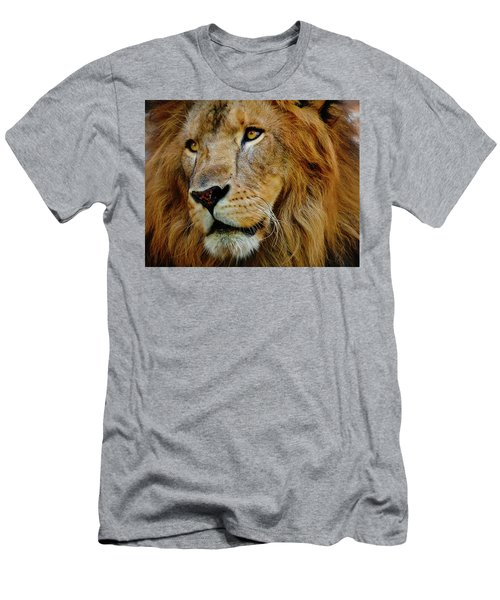 Men's T-Shirt (Slim Fit) featuring the photograph El Rey by Skip Hunt