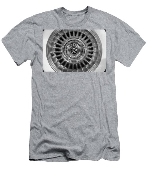 Men's T-Shirt (Slim Fit) featuring the photograph Eldorado Monotone by Dennis Hedberg