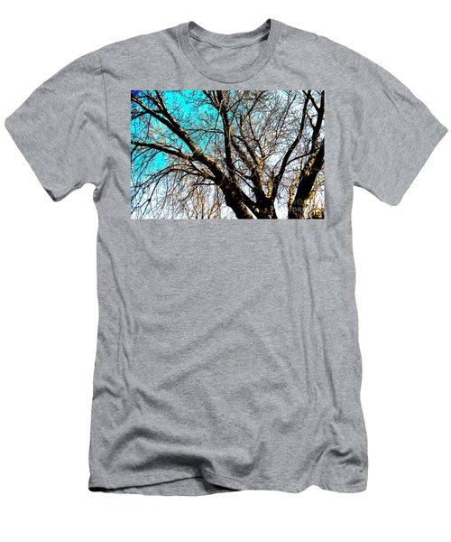 Elegance #1 Men's T-Shirt (Slim Fit) by Renie Rutten